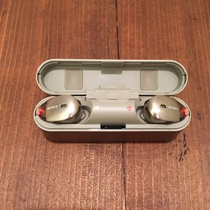 Sony Truly Wireless Noise Canceling Bluetooth Earbuds for Sale in Raleigh, NC