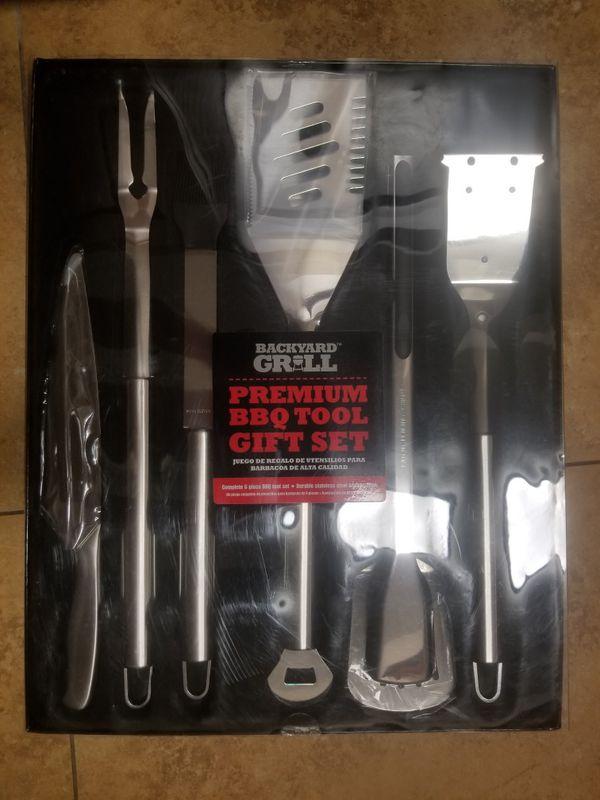 Brand New - Grill/BBQ Tool Set