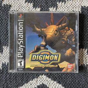Digimon world + Final Fantasy Tactics/VII/VIII/IX for Sale in Los Angeles, CA