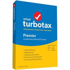 2019 turbo tax home and business (digital download)