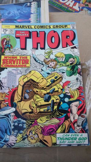 1975 The Mighty Thor for Sale in Cleveland, OH