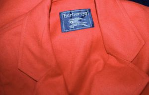Burberrys red jacket L for Sale in Ives Estates, FL