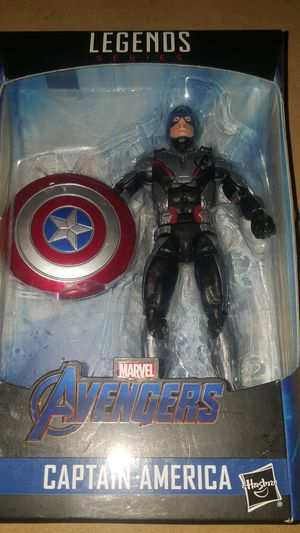 Marvel Legends Avengers Captain America for Sale in Pasadena, TX