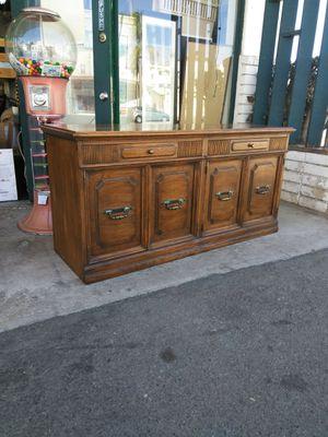 ROMWEBER 2 Drawer Buffet Cabinet Table Storage Organizer for Sale in Escondido, CA