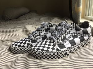 Vans size 11.5 for Sale in Charlotte, NC