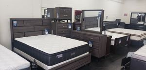 Elite bedroom set @ Empire Furniture Gallery for Sale in Huntington Park, CA