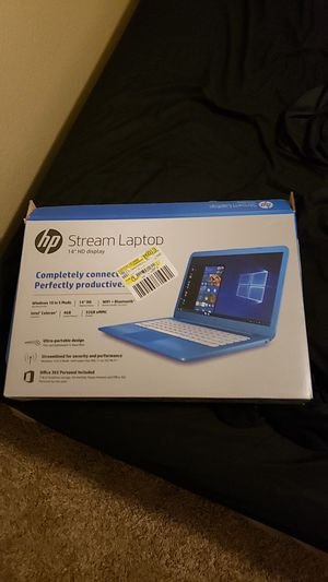 HP laptop for Sale in Vista, CA