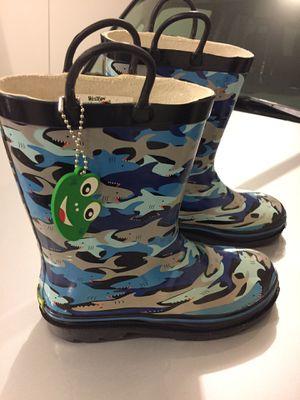 Western Chief Shark Kids Rain Boots for Sale in Camas, WA