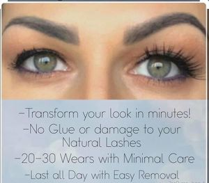 Magnetic lashes for Sale in McDonough, GA