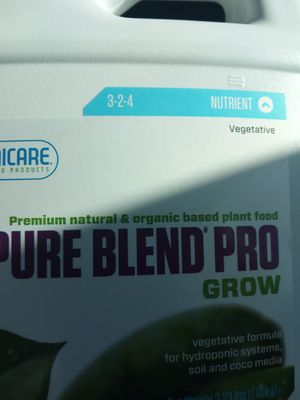 Pro blend for Sale in Fresno, CA