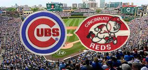 2 Tickets for tonight's game starts at 7:05 - BLEACHERS - 2 Tickets for $60 FACE VALUE for Sale in Chicago, IL