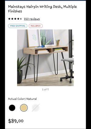 Wood Desk for Sale in Missoula, MT