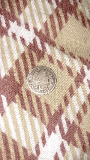 1915 Dime No Mint Mark for Sale in Newark, MO