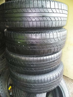 215/70/R16 Uniroyal set of 4 for Sale in Richmond, VA