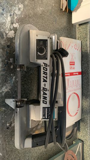 Rockwell Portable Band Saw for Sale in Spring Valley, CA