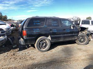"""02 GMC Yukon """"for parts"""" for Sale in Chula Vista, CA"""
