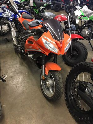 49cc street legal bike for Sale in Grand Prairie, TX