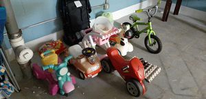 Kids toys and baby stroller for Sale in Parma, OH