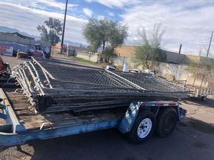 6 x 14 fences $45 for Sale in Phoenix, AZ