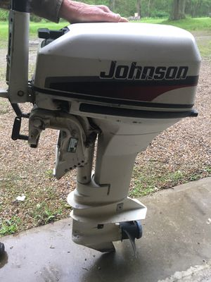 9.9 JOHNSON Motor Short Shaft 1996 for Sale in Coshocton, OH