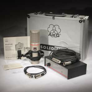Solid Tube AKG Microphone for Sale in Sacramento, CA