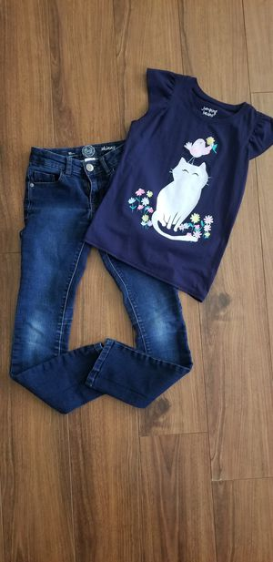 Girls Outfit - Girls Jeans - Girls Shirt for Sale in Corona, CA