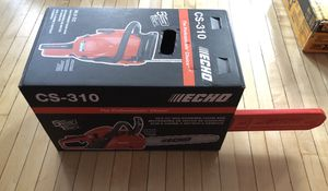 """Echo Cs-310 Gas Powered 14"""" Chainsaw (Brand New) for Sale in Yonkers, NY"""