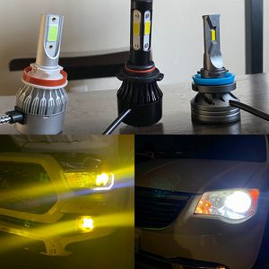 Car led headlights kit leds kits are super bright lights for Sale in Highland, CA