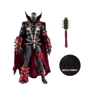 McFarlane Toys Mortal Kombat Spawn (Mace Versión) 7 Inch Action Figure for Sale in New York, NY