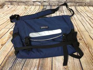 Patagonia Messenger Medium Blue Bag for Sale in Boston, MA
