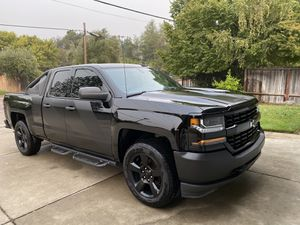 2016 Chevy Silverado Special Ops 4x4 for Sale in Citrus Heights, CA