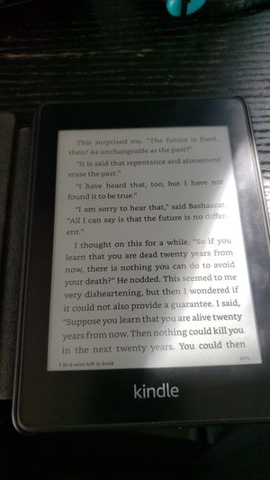 Kindle paperwhite perfect condition for Sale in View Park-Windsor Hills, CA