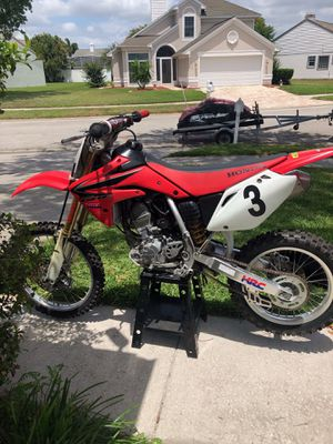 2008 Honda CRF150R / RB Big Wheel w/Title HRC Competition only motorcycle for Sale in Orlando, FL