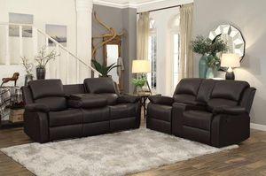 ‼️Clarkdale Brown Reclining Living Room Set‼️ for Sale in Austin, TX