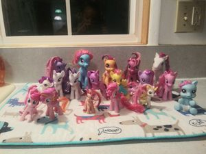 My little pony collection for Sale in Eugene, OR