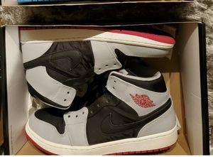 Air Jordan 1 Mid Black for Sale in Davie, FL