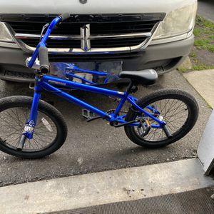 Mongoose BMX Bike for Sale in Auburn, WA