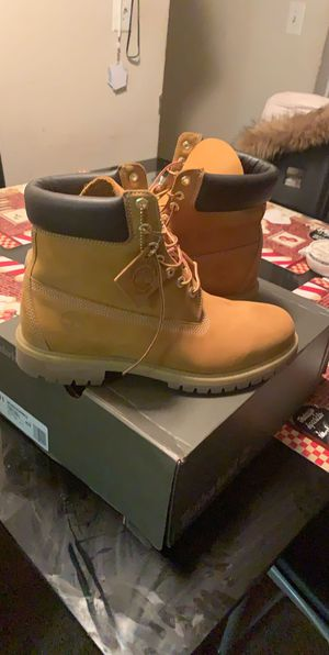 double sole timbs for sell for Sale in Fort Washington, MD