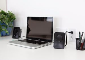 New Amazon Basics Black Computer Speakers for Sale in Las Vegas, NV