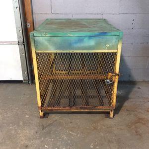 Locking Propane Cylinder Cabinet for Sale in Cedar Grove, NJ