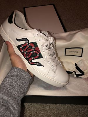Gucci aces snake for Sale in Everett, WA