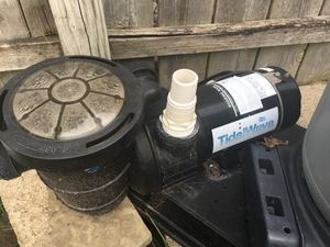 Excellent condition pool and spa pump 1 horse for Sale in Garden City, MI