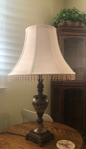 Lamp set (two) for Sale in Manteca, CA