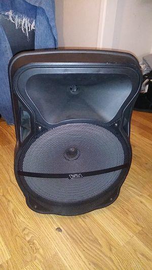 Top Tech Audio. Bluetooth am/fm. Speaker for Sale in Bakersfield, CA