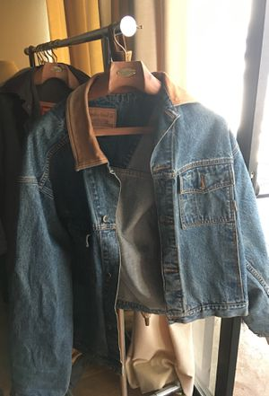 Timberland Jean jacket XL for Sale in Los Angeles, CA