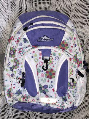 High Sierra Backpack for Sale in Clovis, CA