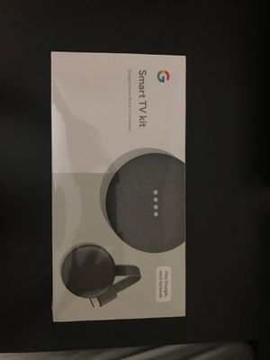 Brand new! Still in a wrapper. Smart google tv kit. for Sale in Goodyear, AZ