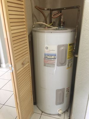 GE Smartwater electric water heater for Sale in Miami, FL