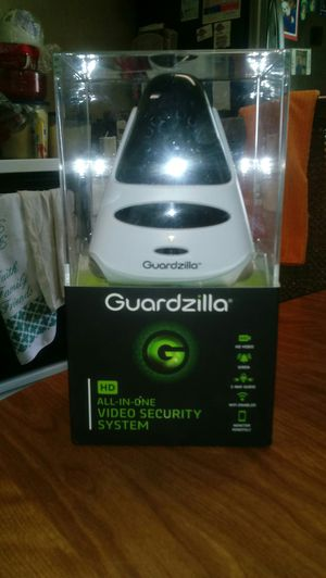 BRAND NEW Sealed in Box Guardzilla HD All In One Video Security System for Sale in Hannibal, MO