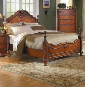 King bed frame financing is available for Sale in Greensboro, NC